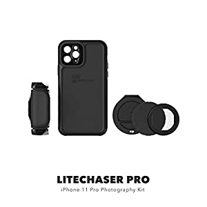 PolarPro LiteChaser Pro Photography Kit for iPhone 11 Pro Protective Case + Handle + PolarFilter