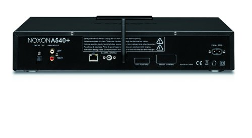 NOXON A540+ DAB/ DAB+/ FM/ Internetradio und Netzwerk-Musik-Player