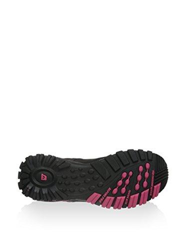 Alpine  Spider 2, Chaussures bateau pour femme Noir