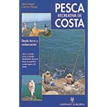 Pesca recreativa de costa (Herakles)