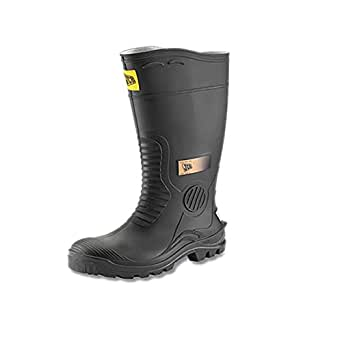 Colour: BLACK | Size: UK 7 - EURO 41 | Shoe Type: Farming Work WELLINGTONS WELLIES work wear country