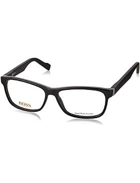 BOSS Orange Damen Brille Brillengestell BO0181 ,Kunststoff, 54-14
