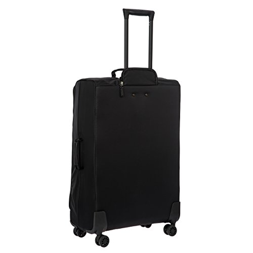 Brics X-travel 4-rollen-trolley 77 Cm Schwarz (nero)