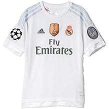 adidas Real H JSY YUWC - Camiseta para niño