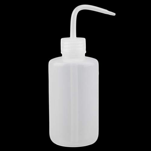SEN Botellas plásticas exprimidoras 250ml Botella