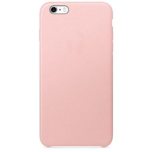 Preisvergleich Produktbild Ouneed® For iPhone 6 6s Hülle, Ultra-dünne Luxus Scrub Leder Fall Abdeckung für iPhone 6 6S 4.7inch (rosa) by Ouneed