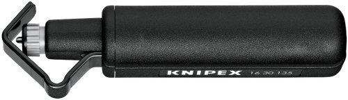 KNIPEX 16 30 135 SB Abmantelungswerkzeug schlagfestes Kunststoffgehäuse 135 mm (in SB-Verpackung)