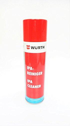 Preisvergleich Produktbild 5 x Würth Isopropanolreiniger (4053479550909) 500ml, Allzweckreiniger