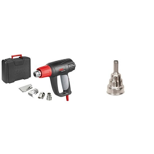 Skil - Decapador 8004 AA + 2610Z06114 - Boquilla reductora para 8004, 8007 + PHG 630 DCE / GHG 660 LCD / Steinel HL 2010E,