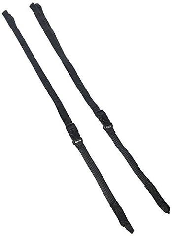 Rok Straps Noir Lot de 30,5cm–106,7cm réglable Sangle stretch