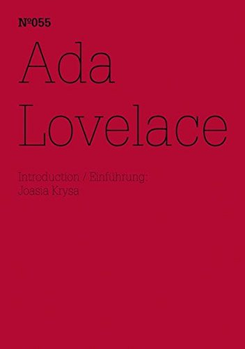 Ada Lovelace (100 Notes-100 Thoughts Documenta 13) por Ada Lovelace