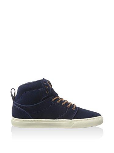 Vans M Alomar, Chaussures en Forme de Bottines Homme bleu foncé