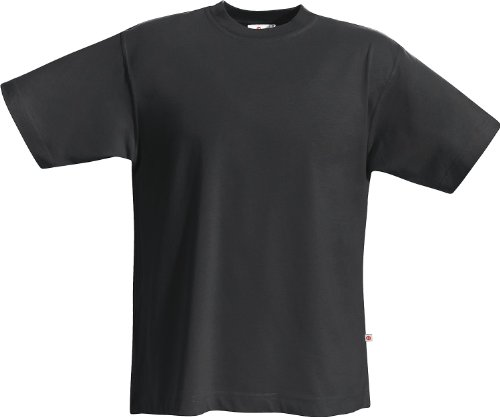 "HAKRO T-Shirt ""Classic"" - 292 - anthrazit - Größe: L (Shirt Work Classic)"