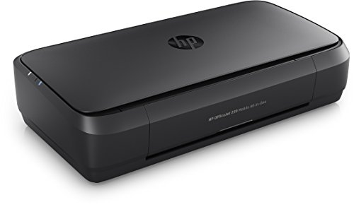 HP Officejet 250 Mobiler Multifunktionsdrucker - 6