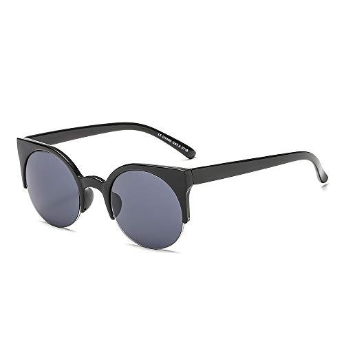 Suertree niedliche Cat Eye Sonnenbrille Vintage UV400 Women Men großen Rahmen Schattierungen Fashion Eyewear JH9021