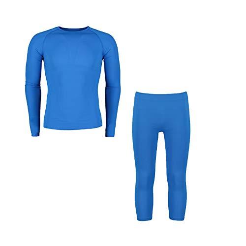 McKINLEY Herren-Wäsche-Set Yacob/Levin - Blue royal - Unterwäsche-Sets-Herren, Größe:M
