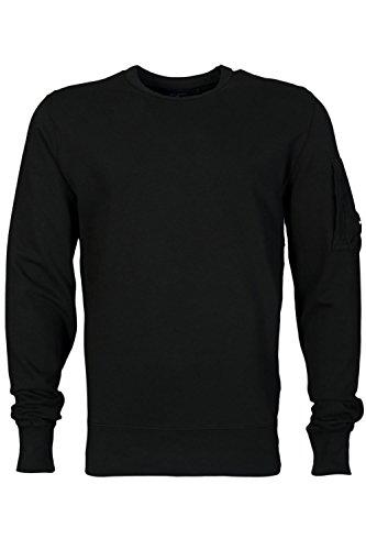 C.P. Company -  Felpa  -  Felpa  - Maniche lunghe  - Uomo Black XX-Large