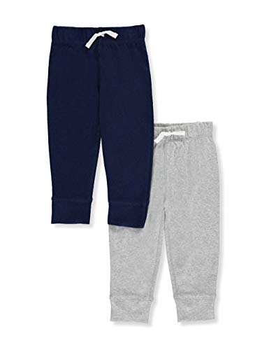 2 Pack Pant (Carter's Baby Boys' 2-Pack Pants)