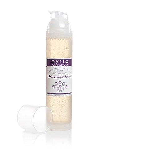 myrto-naturalcosmetics - Bio Repair Shampoo mild | gegen juckende & gereizte Kopfhaut ✔ vorbeugend gegen Spliss ✔ ohne Sulfate ✔ ohne Silikone ✔ ohne Alkohol ✔ vegan ✔ handgefertigt ✔