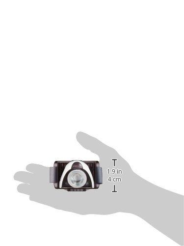 Ledlenser 6105 SEO5 Head Torch 180 Lumens with rapid focus for spot to flood beam – Black