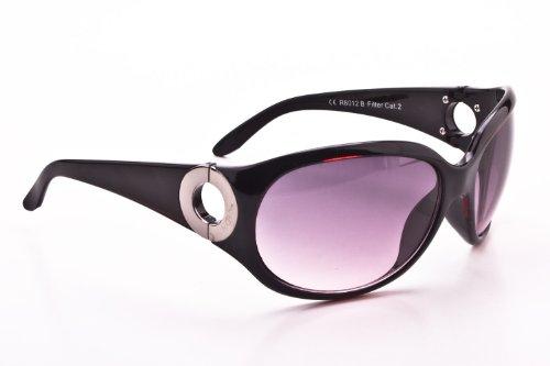 Revlon Sonnenbrille Sunglasses rot R8012B