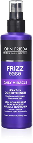John Frieda Frizz Ease Daily Miracle Leave In Conditioner, 200 ml