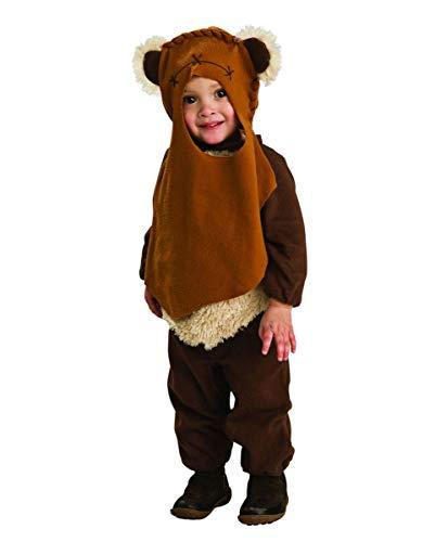 inkinderkostüm als Original Star Wars Verkleidung für Halloween und Karneval Toddler ()