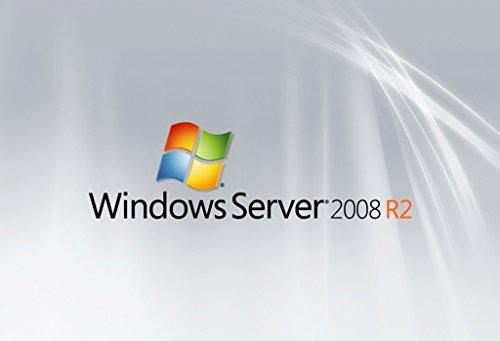 Windows Server 2008 R2 Standard HP ROK with 5 CALs 589275-B22