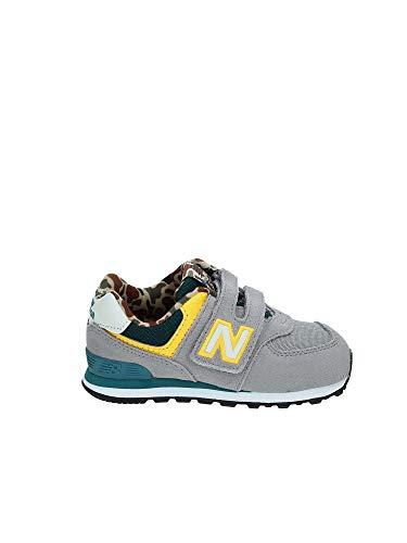 Scarpe Camouflage Bambino Hn Strappo Blu Iv574 New Balance Sneakers uPwikXZTO