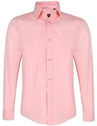 Robelli - Camisa de vestir - Clásico - para hombre