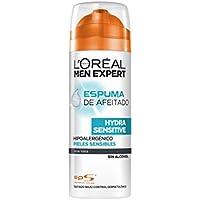 L'Oréal Paris Men Expert Espuma de afeitar Hydrasensitive - 200 ml