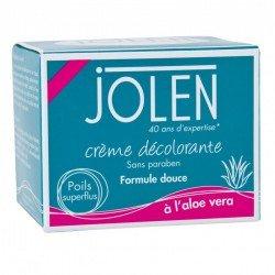 Jolen - Crème décolorante Aloe Vera