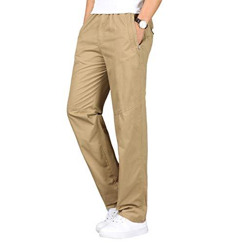 Pantalones Hombre Pantalón Casual Hombre