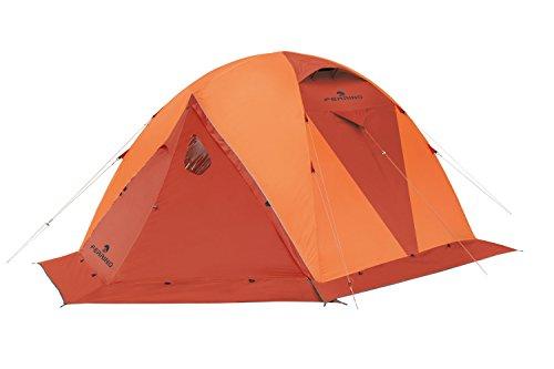 Ferrino, lhotse, tenda unisex, arancione, 4