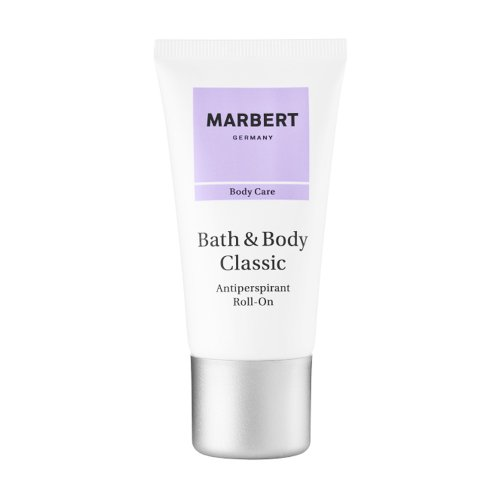 Marbert Bath & Body Classic femme / donna, Deodorante Roll-On, primo pacchetto (1 x 50 ml)