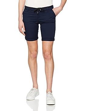 Only Onlparis L Long Chi Belt Shorts Pnt Noos, Pantaloncini Donna