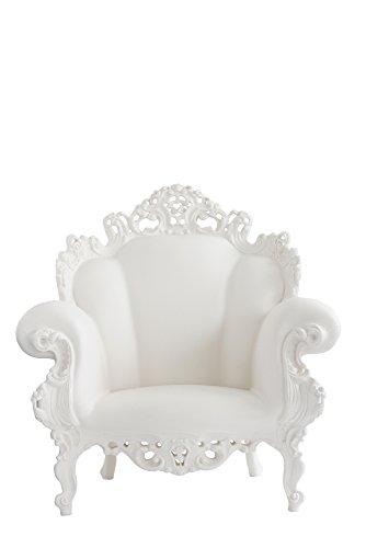 Magis Proust Sillón, 90x 104x 105cm, Color Blanco Mate