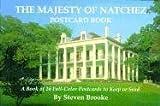 The Majesty of Natchez Postcard Book