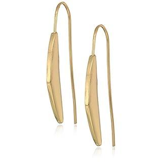 French Connection Damen-Ohrhänger Dimensional goldfarben Einheitsgröße