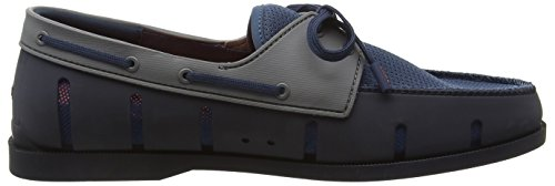 Swims Boat Loafer, Mocassini Uomo Blu (Navy/Denim)