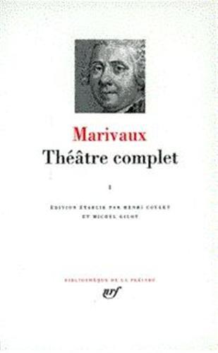 Marivaux : Théâtre complet, tome 2 par Marivaux