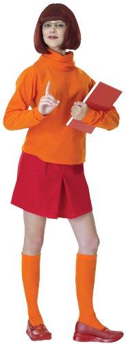 Déguisement Véra Scooby Doo Femme Taille Unique