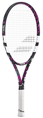 BABOLAT Pure Drive 25 Junior Tennis Racket, Pink by Babolat