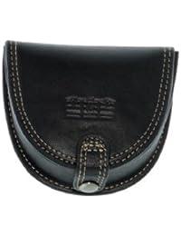 Serge Blanco - Porte-monnaie cuir Serge Blanco ref_tnt34126-noir-999