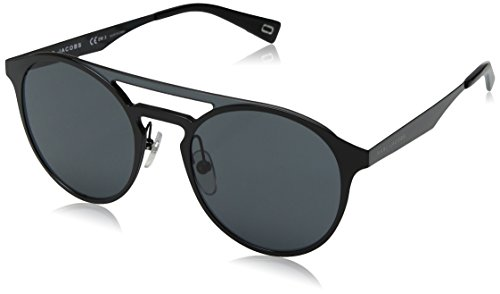Marc Jacobs Herren MARC 199/S IR 807 99 Sonnenbrille, Schwarz (Black/Grey Bluette),