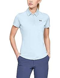 Under Armour Damen Poloshirt Zinger Short Sleeve