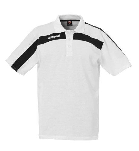 uhlsport Polo Shirt LIGA weiß/schwarz