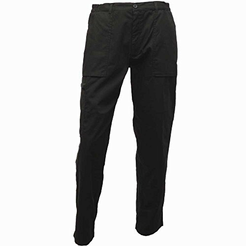 Image of Regatta Mens NEW Work Outdoors Walking Hiking Water Repellent Action Trousers