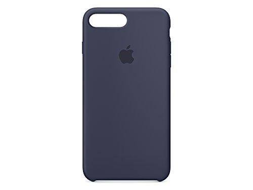 Apple MMQU2ZM/A iPhone 7 Plus Silicone Hülle midnight blau