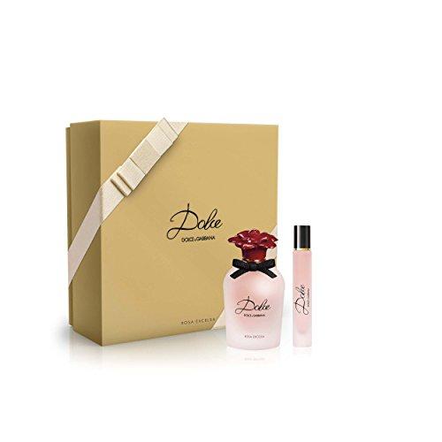 Eau De Parfum Fragrance Pen (Dolce & Gabbana DOLCE ROSA EXCELSA Set 30ml Eau De Parfum & 7.4ml EDP Fragrance Pen)